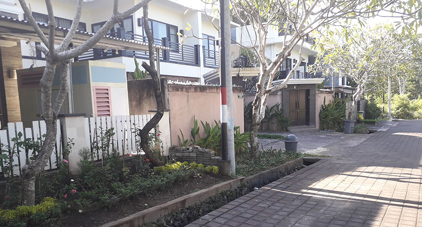 至福のバリ島観光 バリ島の家22
