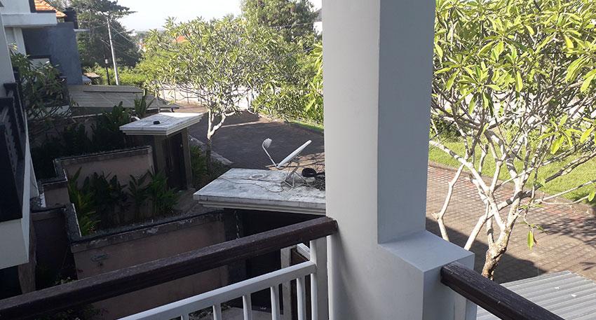 至福のバリ島観光 バリ島の家23