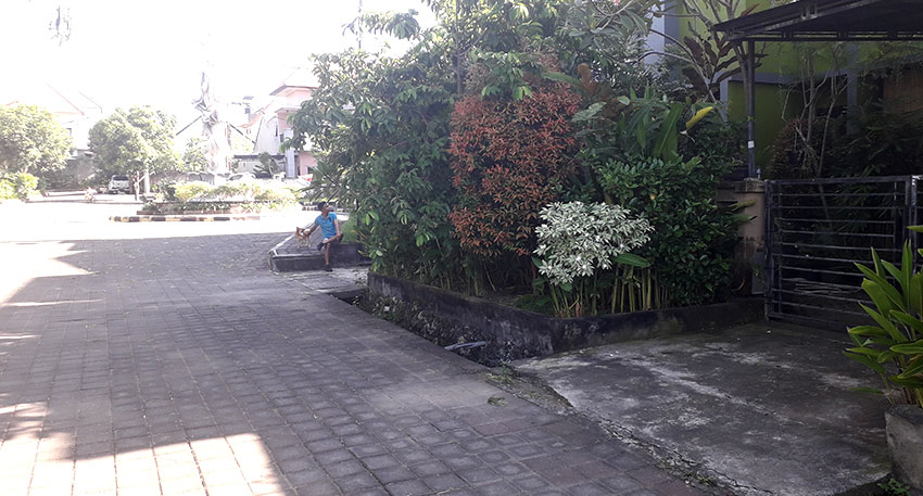 至福のバリ島観光 バリ島の家25