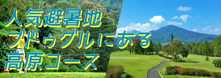 至福のバリ島観光 厳選 バリ ハンダラカントリークラブ 特徴