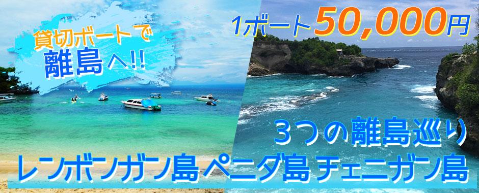 至福のバリ島観光 厳選レンボンガン島 3つの離島巡り レンボンガン島、ペニダ島、チェニガン島