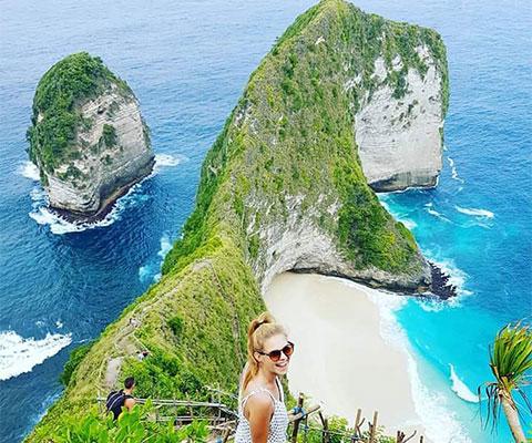 近年人気のある島・ヌサペニダ
