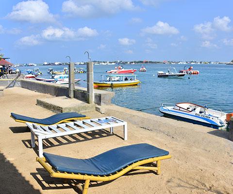 バリ島で様々な激安マリンアクティビティを催行するバリドルフィン社