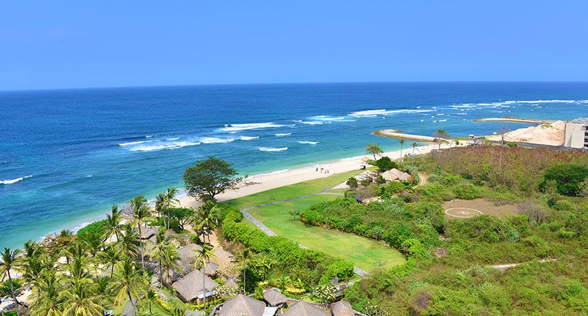 清々しい南国リゾートバリ島