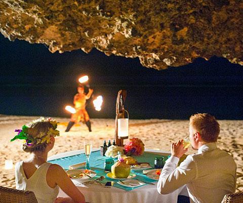 バリ島 プライベートディナーをお楽しみください