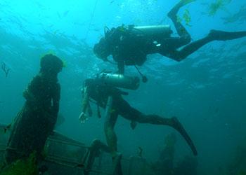 クレイジー特価!ヌサドゥアde体験ダイビング!