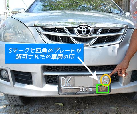 トランスポートの許可売却