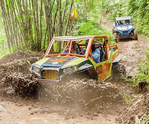 ウブド北のパヤンガンで催行