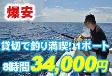 バリ島 厳選マリンスポーツ スポーツGTフィッシング
